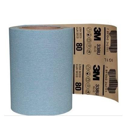 Lixa Tira 320 115X225 Blue - 3M