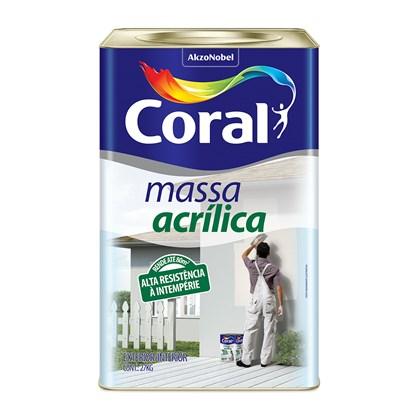 MASSA ACRÍLICA - 18L CORAL