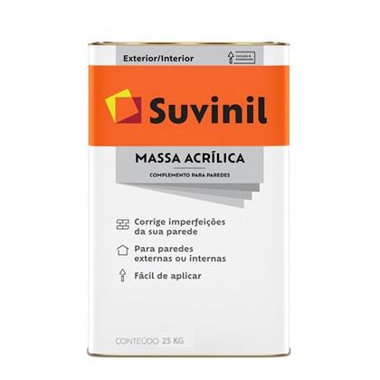 MASSA ACRÍLICA - 18L SUVINIL