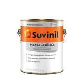 MASSA ACRÍLICA - 3,6L SUVINIL
