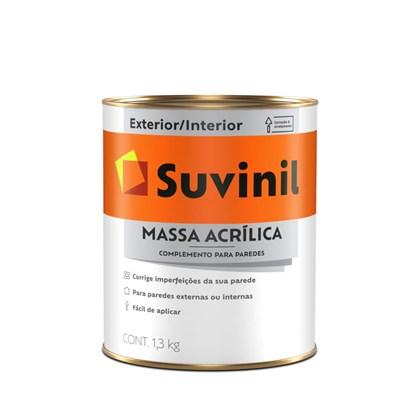 MASSA ACRÍLICA - 900ML SUVINIL