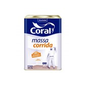 MASSA CORRIDA - 25KG CORAL