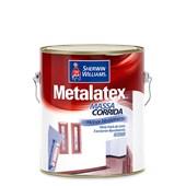 MASSA CORRIDA METALATEX - 3,6L SHERWIN WILLIAMS