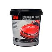 MASSA DE POLIR 2 BASE ÁGUA DIAMANTE - 1KG 3M