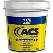MASSA DE POLIR ACS BASE SOLVENTE 1/4  1142 BRANCA - PPG