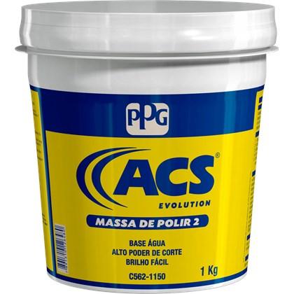 MASSA DE POLIR ACS BASE SOLVENTE CREME - PPG