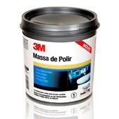 MASSA DE POLIR Nº2 BASE ÁGUA - 1KG 3M