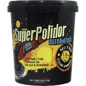 MASSA DE POLIR SUPER POLIDOR B. AGUA - AUTOAMERICA - 1KG