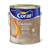 Massa P/ Efeitos Especiais Decora Marmore 3L - Coral