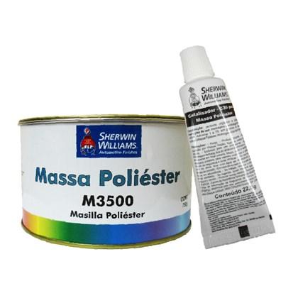 MASSA POLIÉSTER COM CATALISADOR - 750G LAZZURIL