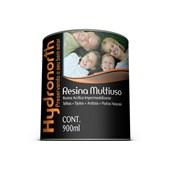 Resina Impermeabilizante Multiuso Brilhante Base Solvente Incolor Hydronorth