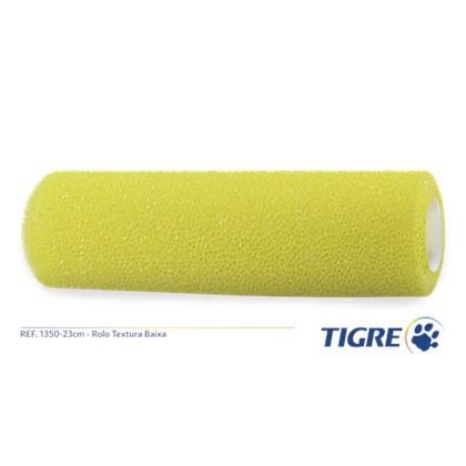 Rolo Amarelo P/ Textura 1350 23CM - Tigre