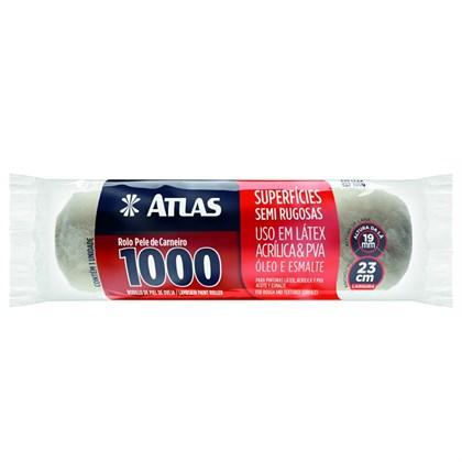 Rolo Lã 1000 23CM - Atlas