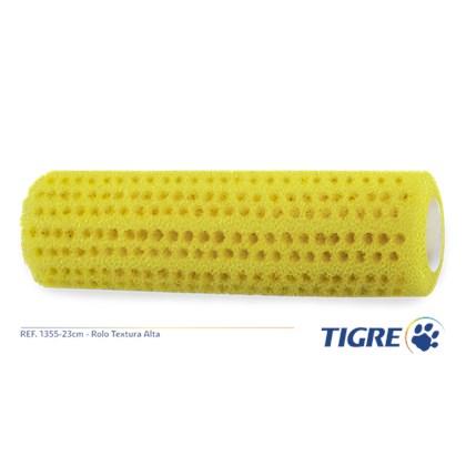 Rolo S/ Cabo P/ Textura Grossa 1355 23CM - Tigre