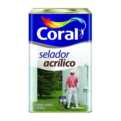 Selador Acrílico 18L - Coral