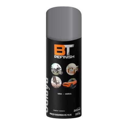 Spray Alumínio Rodas Uso Geral 300ml Bt Refinish