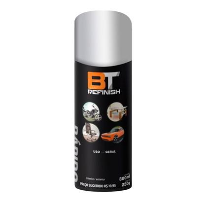 Spray Cromado Uso Geral 300ml Bt refinish