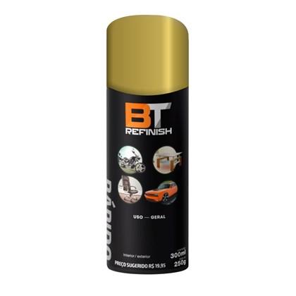 Spray Ouro  Uso Geral 300ml Bt Refinish