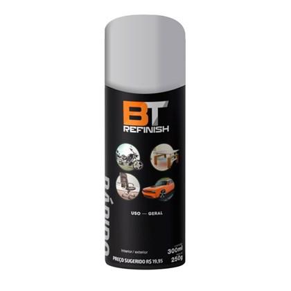 Spray Prata Uso Geral 300ml Bt Refinish