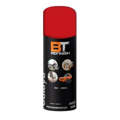 Spray Vermelho Uso Geral Bt Refinish