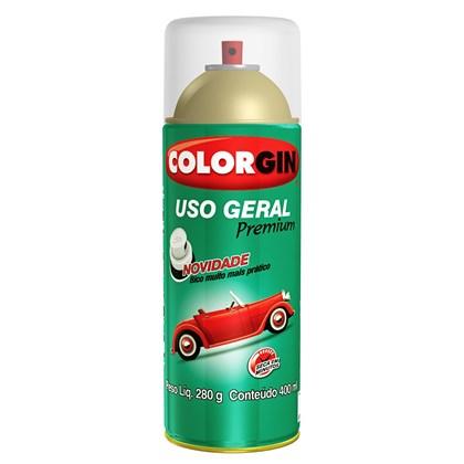 Spray Verniz Incolor Uso Geral - 400ML - Colorgin