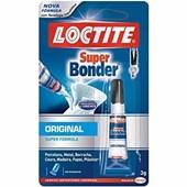 SUPER BONDER LOCTITE - 3GR HENKEL
