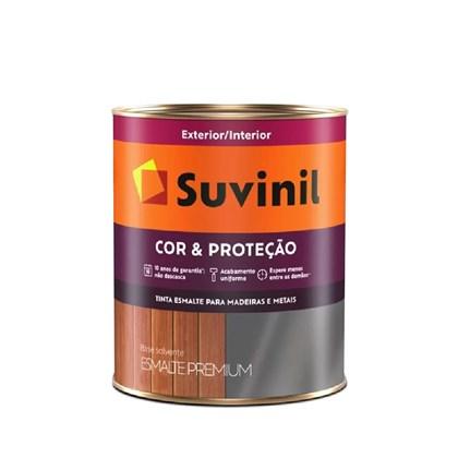 Suvinil Esmalte Sintético Brilhante Cor & Proteção 900ml - Vinha Chassi