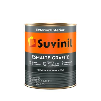Suvinil Esmalte Sintético Fosco 900ml - Grafite Claro