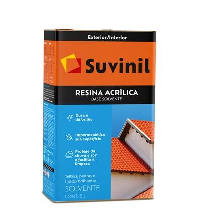 Suvinil Resina Acrílica Incolor 5L