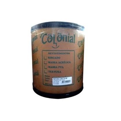 Textura Design Cor Natural - 25KG - Colonial
