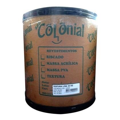 Textura Rústica Cor Névoa Intensa 25kg - Colonial