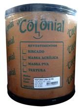 TEXTURA RÚSTICA NATURAL - 25KG COLONIAL