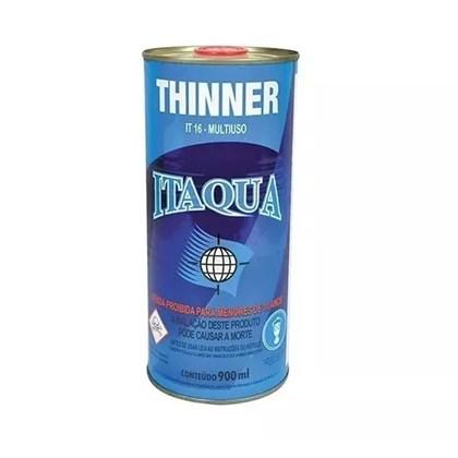 Thinner Diluente PU 900ML - Itaqua