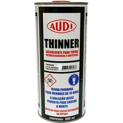 Thinner P/ Limpeza 12116 900Ml - Audi