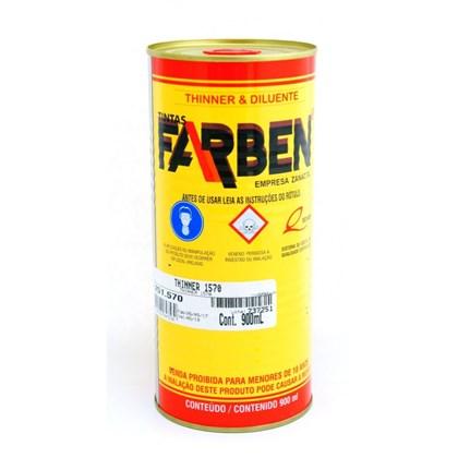 THINNER PARA DUCO 7600 - 900ML FARBEN