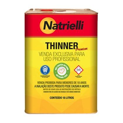 THINNER PARA DUCO 8137 - 18L NATRIELLI