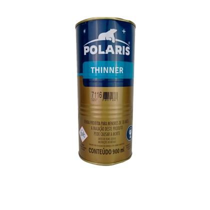Thinner Para Esmalte 900ML 7116 - Polaris