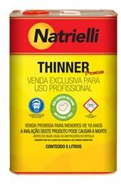 THINNER PARA LIMPEZA - 5L AUDI