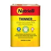 THINNER PARA LIMPEZA 8116 - 18L NATRIELLI