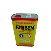 THINNER PARA PU 8000 - 5L FARBEN