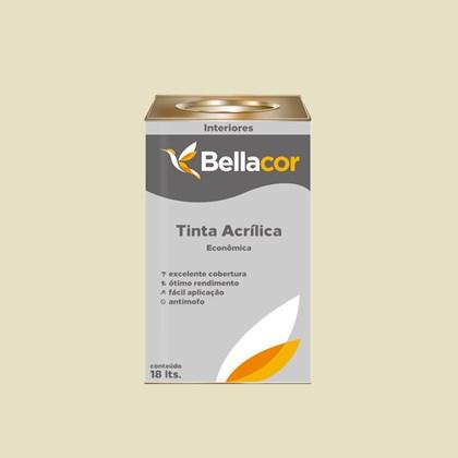Tiinta Acrílica Fosca Econômica Marfim 18L  Bellacor