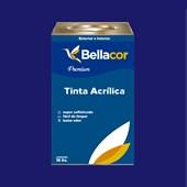 Tinta Acrílica Acetinado C10 Luz do Luar 16L Bellacor