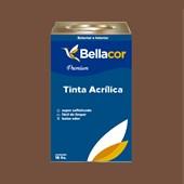 Tinta Acrílica Acetinado C111 Chilli 16L Bellacor