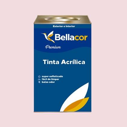 Tinta Acrílica Acetinado Premium A05 Tutti-Frutti 16L Bellacor