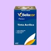 Tinta Acrílica Acetinado Premium A11 Creme de Uva 16L Bellacor