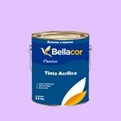 Tinta Acrílica Acetinado Premium A11 Creme de Uva 3,2L Bellacor