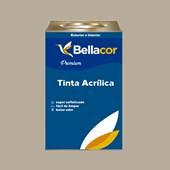 Tinta Acrílica Acetinado Premium A18 Damasco 16L Bellacor