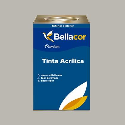 Tinta Acrílica Acetinado Premium A25 Chantilly 16L Bellacor