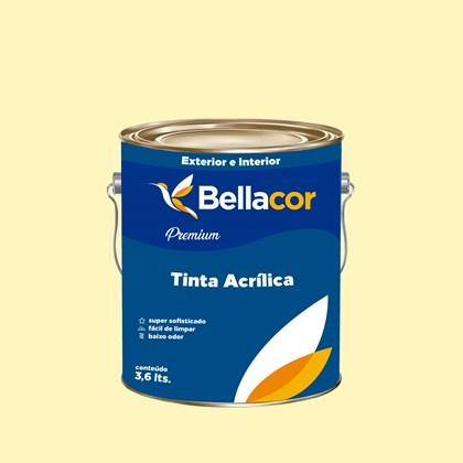 Tinta Acrílica Acetinado Premium A29 Bege 3,2L Bellacor