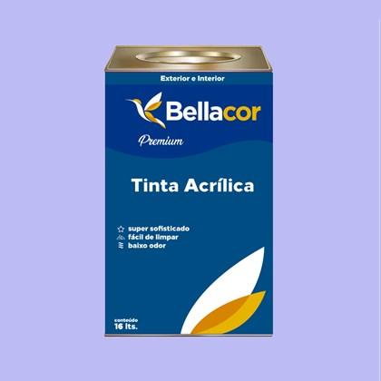 Tinta Acrílica Acetinado Premium A87 Águas do Porto 16L Bellacor